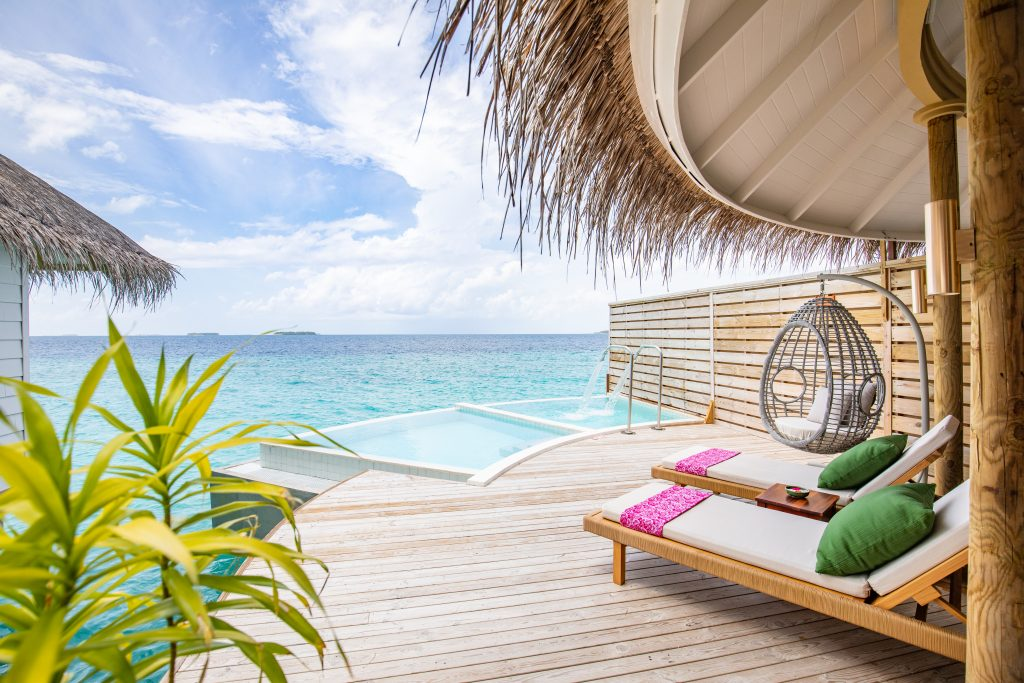 Piscina exotica la ocean - The Lounge