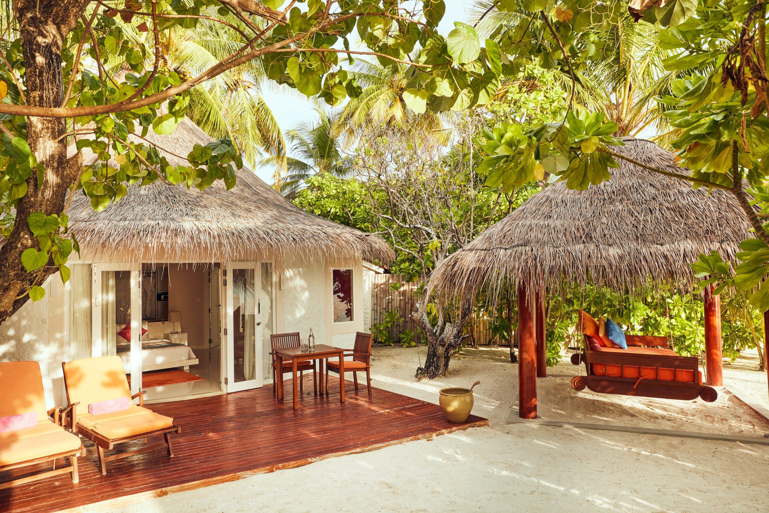 Casute tropicale - The Lounge